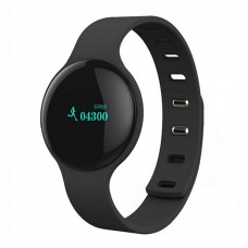 H8 Waterproof Bluetooth Smart Bracelet Sleeping Monitor Tracker Passometer for IOS Apple Android Phone - Black