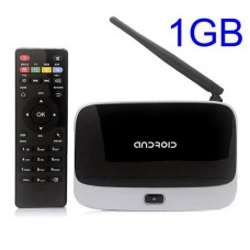 CS918  Android 4.4 TV Box Q7 Full HD 1080P RK3188T Quad Core Media Player 1GB/8GB XBMC Wifi Antenna with Remote Control
