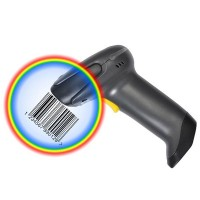 USB Barcode Scanner XYL-8805 Portable Handheld Automatic Laser Barcode Scanner