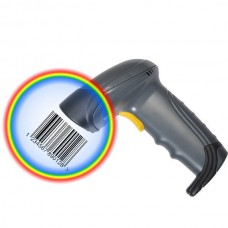 USB Barcode Scanner XYL-870 Portable Handheld Automatic Laser  Barcode Scanner