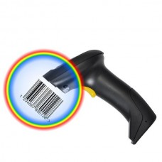 USB Barcode Scanner XYL-880 Portable Handheld Automatic Laser  Barcode Scanner
