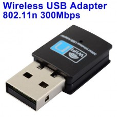 2.4GHz 802.11N 300Mbps Wireless USB2.0 Adapter