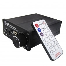 A917 320W+MP3 Digital Power Audio Amplifier Built-in USB Decoding Player with Memory and Remote Control