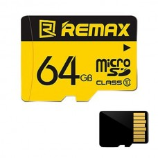 REMAX 64GB MicroSD TF TransFlash Memory Card for Smart Phone/ Camera