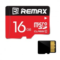 REMAX 16GB MicroSD TF TransFlash Memory Card for Smart Phone/ Camera