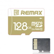 REMAX 128GB MicroSD TF TransFlash Memory Card for Smart Phone/ Camera