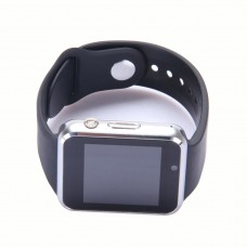A1 Bluetooth Wristwatch Smart Watch Sport Pedometer With SIM Camera for Android Smartphone - Black