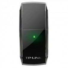 TP-LINK TL-WDN5200 433M 802.11AC / A / B / G / N Wifi Antenna 11AC Dual Band 433Mbps + 150Mbps Wireless Wifi USB Adapter - Black