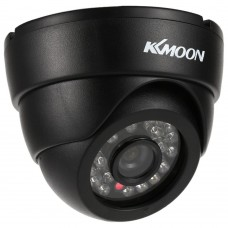 "KKmoon HD 1200TVL Surveillance Camera Security CCTV Indoor Night Vision 1/3"" CMOS IR-CUT Pal System"