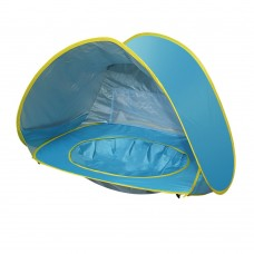 Auto Opening Beach Tent with Detachable Bottom Special for Baby and Child