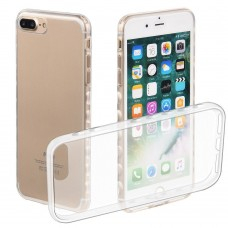 Anti Slide Ultra Thin Transparent Soft TPU Back Cover Case for iPhone 7 Plus - Transparent