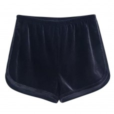 Activewear Velvet Shorts