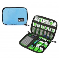 Portable Electronic Accessories Storage Bag
