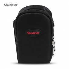Soudelor Convertible Waterproof Digital Camera Bag with Strap