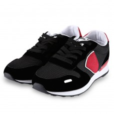 Casual Color Block Height Increasing Cushion Ladies Running Shoes