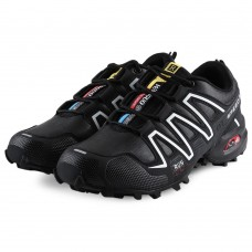 Outdoor Casual Color Block Slip Resistance Male Sports Shoes