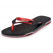 Casual MANDAGE Letter Print Male Flip-flop Slippers