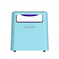 Joyroom CY178 New Eco-Friendly Stocked Intelligent Light Control LED Laser Mosquito Killer - Baby Blue
