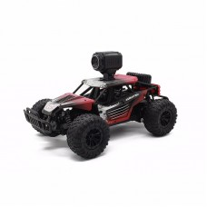 D-1801 2.4G Wireless High Speed Electric RC Car Off-road Vehicle Wifi Control HD Camera