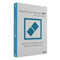 Genie Backup Manager Professional 9