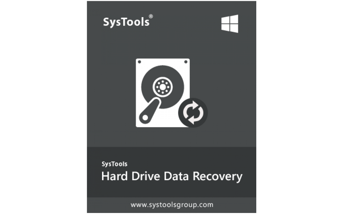 20% Discount SysTools Hard Drive Data Recovery