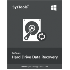 SysTools Hard Drive Data Recovery