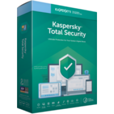 Kaspersky Total Security (Africa License activation only)