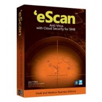 eScan Anti-Virus with Cloud Security for SMB