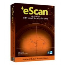 eScan Internet Security Suite (ISS) with Cloud Security for SMB
