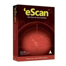 eScan for linux Desktops