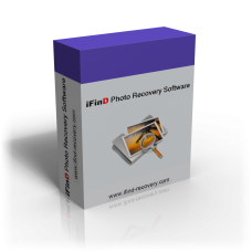 iFinD Data Recovery Home